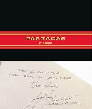 Book: Partagás: Das Buch/Le Livre by Amir Saarony (DE/FR bilingual edition)