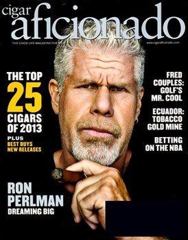 Cigar Aficionado Magazine - Jan/Feb 2014