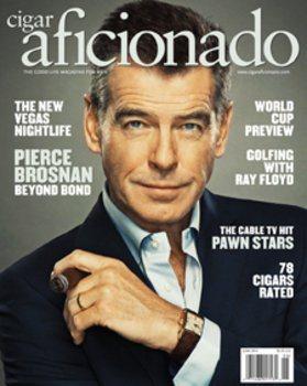 Cigar Aficionado Magazine - Maj/Jun 2014