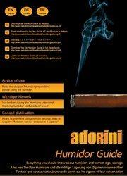 Humidor Guide (Multilingual)