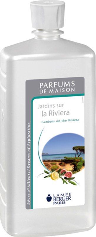 lampe berger parfum de maison jardins sur la riviera gardens on the riviera. Black Bedroom Furniture Sets. Home Design Ideas
