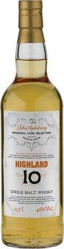 John Aylesbury Highland 10 Single Malt Whisky