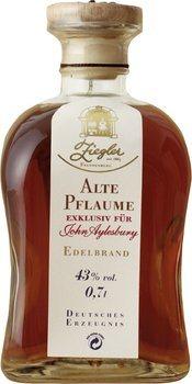 Ziegler Old Plum Brandy John Aylesbury Exclusive 700mL