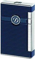 S.T. Dupont Ligne 2 Torch Blue Lacquer/Palladium