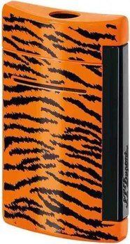 S.T. Dupont MiniJet Lighter Tiger Print