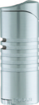 Xikar Ellipse III Lighter Silver