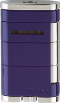 Xikar Allume Single Jet Lighter Imperial Purple