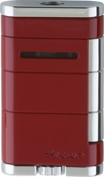 Xikar Allume Single Jet Lighter Riot Red