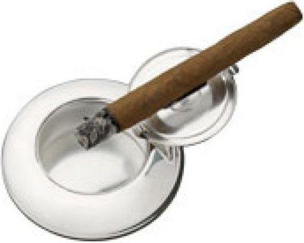 Sillem's Lomme Askebæger Sølv Belagt