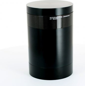 Porsche Design P3691 Cigar Container Black