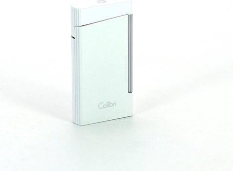 Colibri Voyager metallic white / chrome polished