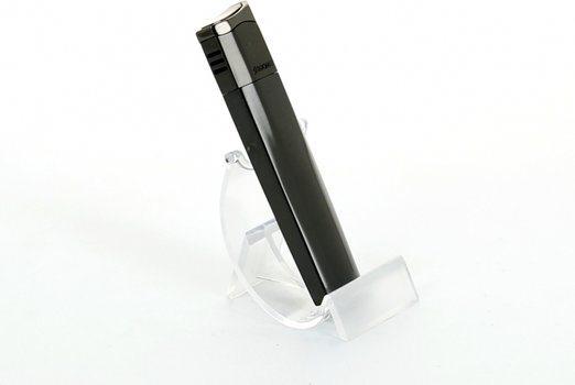 Sarome lighter black nickel super satin