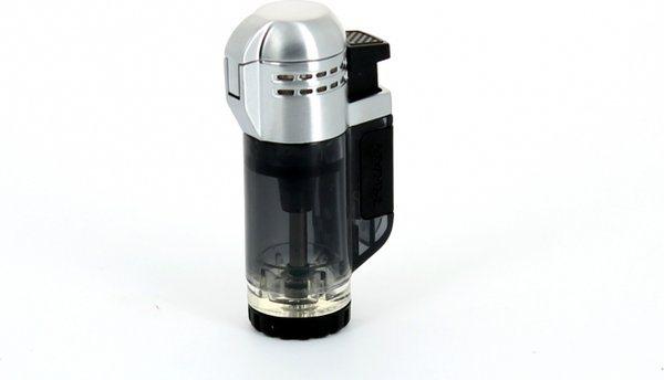Xikar lighter tech black single jet flame