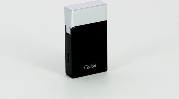 Colibri Aspire polished black / chrome
