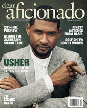 Cigar Aficionado magasin - Sep/Oct 2014