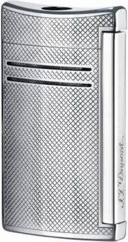 S.T. Dupont MaxiJet 20157N - chrome grid