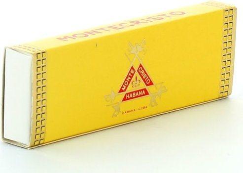 Cigar matches 'Montecristo'