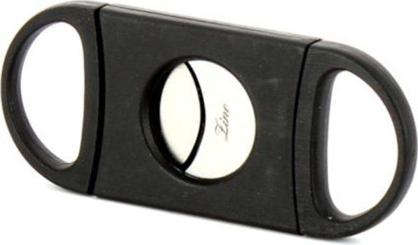 Crni rezač za cigare s dvostrukom oštricom Zino <&&IMAGE&&> 2