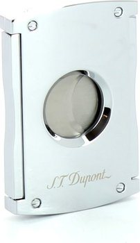 S.T.Dupont X.tend Maxijet double blade cutter chrome