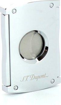 S.T. Dupont X.tend Maxijet sikarileikkuri, kromattu