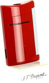 S.T. Dupont X.tend MiniJet Fiery Red sytytin