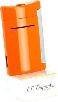 Zapalovač S.T. Dupont MiniJet pikantně oranžová