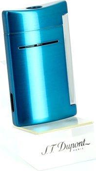 ST Dupont MiniJet Blue Wiz sytytin