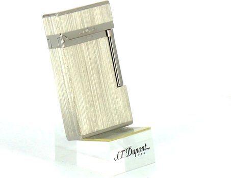 S.T. Dupont Ligne 2 16404 Brushed Palladium sytytin