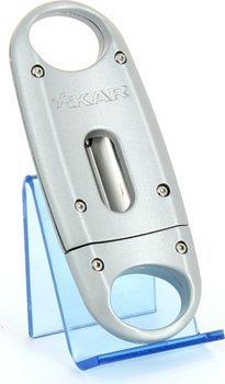 Srebrni rezač za cigare Xikar VX V-Cut