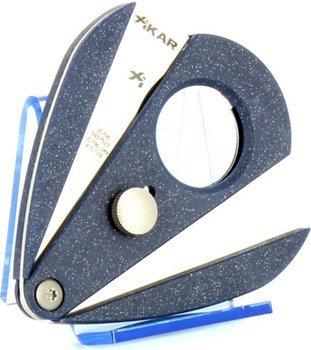 Modrý ořezávač Xi2 s dvěma noži Xikar 2