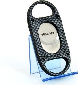 Xikar X8 Double Cut sikarileikkuri Carbon Fiber Look