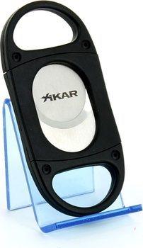 Crni rezač s dvostrukom oštricom Xikar X8