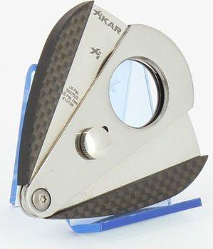 Ořezávač Xikar s dvěma noži Xi3 karbonové vlákno