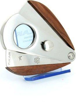 Xikar 3 double blade cutter - Xi3 redwood
