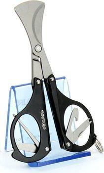 Multifunkční nůžky na doutníky Xikar MTX černé