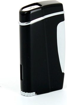 Xikar Executive II Single Jet Flamme Lighter Sort