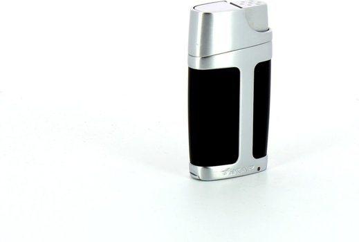 Xikar Element To Flame Lighter Svart / Xikar ELX Dobelt Jetflame Lighter Svart