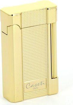 卡莎帝纽约打火机金色正方形
