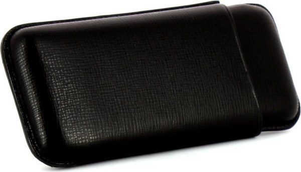 Martin Wess cigar case leather Dante 3 Petit Corona