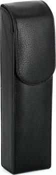 Cigar case leather black 2