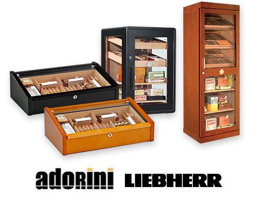 Humidors · Humidor Cabinets