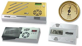 Luftfuktere & Hygrometre