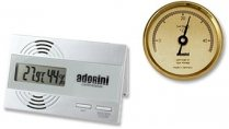 Hygrometre og termometre