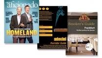 Livros, revistas, DVDs