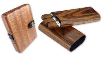 Fa szivartartók