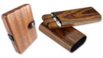 Dřevěná pouzdra na doutníky